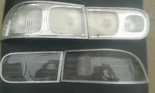 HONDA ACURA INTEGRA 94-01 RS LS GSR 4DR ALL CLEAR TAILLIGHT LENSES TYPE R