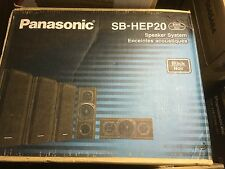 PANASONIC  Speaker System (Model SB-HEP20) BLACK NEW in Box