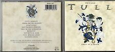 JETHRO TULL  CD Crest of a Knave  1987 stampa TEDESCA  9 TRACCE MADE in GERMANY