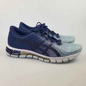 Women's ASICS 'Gel Quantum 180 4' Sz 9 US Runners Blue VGCon | 3+ Extra 10% Off