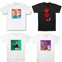 Kanye West t shirt Kid Cudi Kids See Ghosts Graduation Bear College Dropout