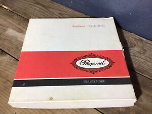 Vintage Placemats Pimpernel Deluxe Finish Set Of 6