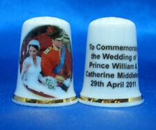Thimble --  Prince William & Catherine  Wedding Carriage Ride  -- Free Box