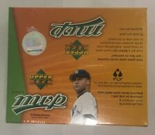 2005 Upper Deck MVP Factory Sealed Baseball Hobby Box