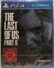 The Last Of Us Part II 2 - PS4 - Playstation 4 - NEU - SEALED