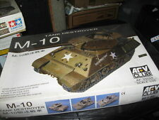 M-10 Tank Destroyer by ARV Club  in 1/35 scale