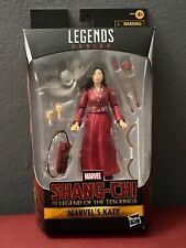 Marvel Legends Series Shang Chi Legend Of Ten Rings Marvel Katy Target Exclusive
