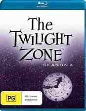 Twilight Zone - 5 Disc Blu Ray - Season 4 - All Region A B C - All 18 Episodes