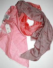 Noa Noa Acc. Woll-Tuch Big Scarf   Colour Block  Art Red  one  size Neu
