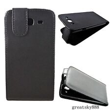 Magnetic Flip Leather Phone Pouch Case Cover For Samsung Galaxy Mega 5.8 i9150