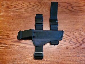 nylon revolver holster