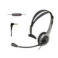 Panasonic KX-TCA430 Over the Head Headset W / Noise-Canceling Microphone