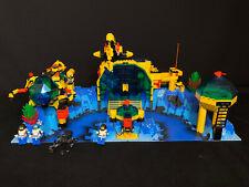 Lego 6195 Neptune Discovery Lab / Aqua Dome 7 complete