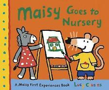 Maisy Goes to Nursery by Lucy Cousins (Paperback)