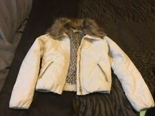 2 super cute girls jackets sz 10/12
