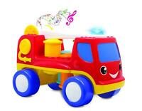 Chuckles FREDDY FIRE ENGINE Pre-School Toy (18 months+) Great Christmas Gift