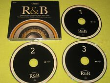 Classic R&B – 3 CD Album Funk Soul (2015) ft Mary J Blige Ne-Yo En Vogue