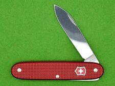 💚 SWISS ARMY KNIFE - VICTORINOX PIONEER SOLO BRÜTSCH-RÜEGGER - ALOX RED