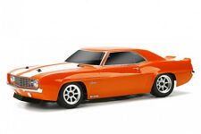 HPI Racing 1969 Chevrolet R Camaro Z28R Body Shell Clear 200mm 17531