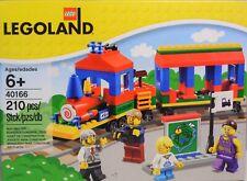 LEGO LEGOLAND 40166 Zug Train Lok Waggon Familie Lokführer RAR NEU