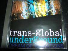 Trans-Global Underground – Dream Of 100 Nations (Australia) CD – Like New