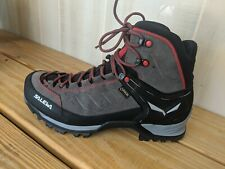 Salewa Men's Mountain Trainer Mid GTX Gore-Tex Backpacking Hiking Boot