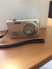 Nikon Coolpix S3100 14MP Silver Compact Camera
