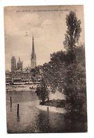 76 - CPA - Rouen - La Kathedrale Ansicht des Brücke Krähe (I 1)