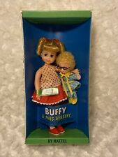Vintage 1967 Mattel * Buffy & Mrs. Beasley * Family Affair * Nrfp / No Cello