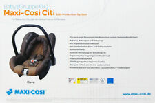 Maxi Cosi Citi Cave Side Protection System Kindersitz Babyschale bis 13kg SPS