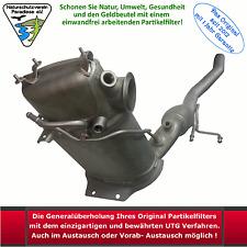 Skoda Roomster TDI Dieselpartikelfilter DPF Rußpartikelfilter Original Austausch