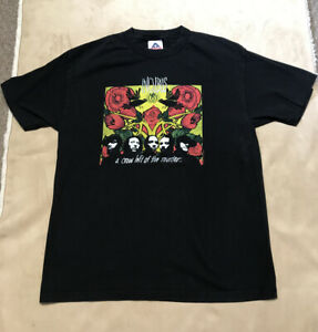 Incubus A Crow Left Of The Murder 2004 Shirt - Used Size Large Alstyle Apparel