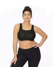 Glamorise 1067 High Impact NO BOUNCE Full Figure Plus Sports Bra US Size 36D