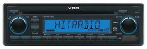 VDO CD716U-BU - CD/MP3-Autoradio mit USB / AUX-IN
