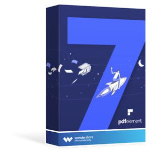 Wondershare PDFelement PRO 7 mit OCR MAC Version Download