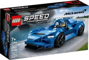LEGO 76902 Speed Champions McLaren Elva - BRAND NEW SEALED