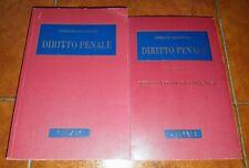 MANTOVANI DIRITTO PENALE PARTE GENERALE + DELITTI CONTRO LA PERSONA CEDAM 2011