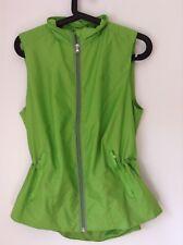 BNWT  Ralph Lauren Polo Golf, Ladies Green Light Body warmer / Gilet. M