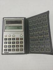 Vintage Casio fx-451 Scientific Solar-Powered Calculator Japan Handheld Tetesd