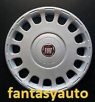 """Fiat Multipa Borchia Coppa Ruota Copricerchio Coppone 15""""  1259LR"""