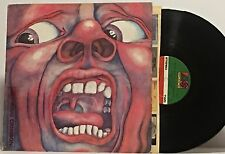 KING CRIMSON IN THE COURT OF KING CRIMSON 1969 U.S. RICHMOND PRESSING(RI) MINTY!
