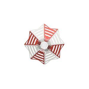 HCam Red & White, Paragliding Chasecam, follow aerodynamics cam, GoPro j-Hook