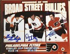 Philadelphia Flyers Broad Street Bullies Photo Schultz Leach Dornhoefer