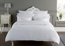 Christy Charlton Oxford Pillowcase Pair In White RRP£80