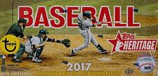 2017 Topps Heritage Complete Your Base Set Pick 40
