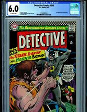 Detective Comics #349 CGC 6.0 Batman DC Comics 1966 Amricons K18