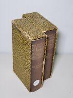 THE DIARY OF SAMUEL PEPYS William Sharp {2 Vols} Heritage Press w slipcase