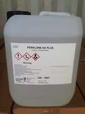 X5L Perclone/Perklone/Perc Plus Dry cleaning fluid -Stain remover X5 Litres