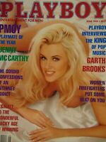 Playboy June 1994 | Jenny McCarthy Elan Carter   #DA4530+