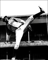 Satchel Paige #5 Photo 8X10 - KC Monarchs 1941